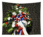 Remembering Old Friends Tapestry