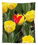 Renegade Tulip Tapestry