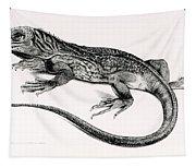 Reptile Tapestry