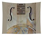 Resonator Detail Tapestry