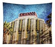 Retro Kress Tapestry