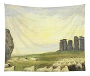 Returning Home     Stonehenge Tapestry