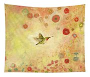 Returning To Fairyland Tapestry