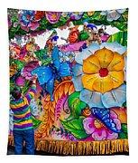 Rex Mardi Gras Parade Tapestry