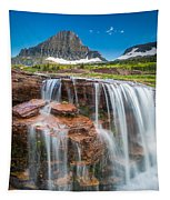 Reynolds Mountain Falls Tapestry