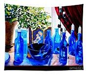 Rhapsody In Blue Tapestry