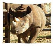 Rhino Tapestry