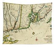 Rhode Island 1780 Tapestry