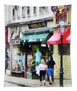 Rhode Island - Thames Street Newport Ri Tapestry