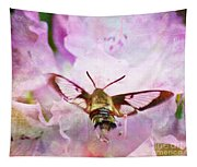 Rhododendron Dreams Tapestry