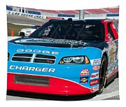 Richard Petty Driving School Nascar  Tapestry