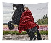 Riding High Tapestry