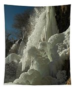Rifle Falls Colorado Tapestry