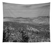 Rim Of The World Views Tapestry