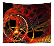 Ring Of Fire Tapestry