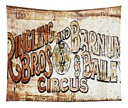 Ringling Brothers And Barnum And Bailey Circus Tapestry