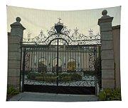 Ringling Gate Tapestry