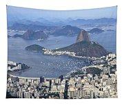 Rio De Janeiro 1 Tapestry