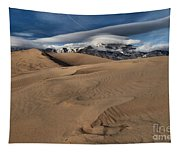 Ripples Dunes And Clouds Tapestry