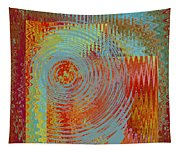 Rippling Colors No 2 Tapestry
