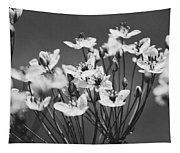 Rising Up Bw Tapestry