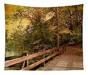 River Crossing Tapestry