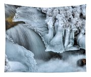 River Ice Tapestry