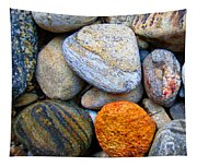River Rocks 1 Tapestry