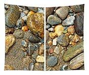River Rocks 17 In Stereo Tapestry