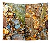 River Rocks 9 In Stereo Tapestry