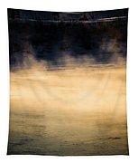 River Smoke Tapestry