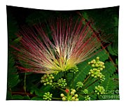 River Wildflowers Tapestry