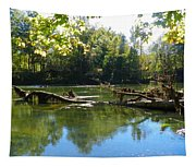 Rivers Edge Tapestry
