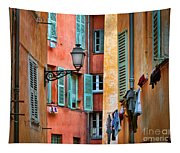 Riviera Alley Tapestry