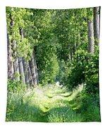 Road To Bruges Tapestry