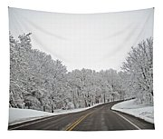 Road To Winter Tapestry