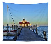 Roanoke Marches Lighthouse Tapestry