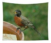 Robin 1 Tapestry