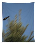 Robin Projectile Tapestry