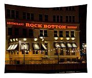 Rock Bottom - Milwaukee  Tapestry
