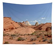 Rock Formations Tapestry