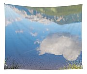 Rock Lake Alberta Canada And Willmore Wilderness Tapestry