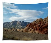 Rock Layers Tapestry