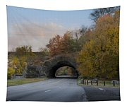 Rock Tunnel - Kelly Dive Tapestry
