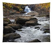 Rockaway River Tapestry