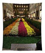 Rockefeller Center In Autumn Tapestry