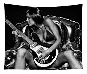 Rocker Chic Tapestry