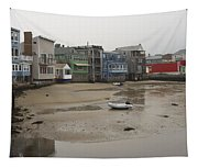 Rockport At Low Tide Tapestry