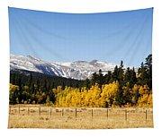 Rocky Mountain Autumn Tapestry