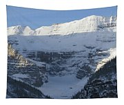 Rocky Mountain Blue Tapestry